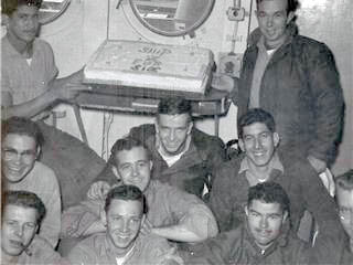 Eddie C. Cadena (On right second row)